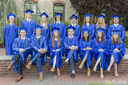 Class of 2017 Graduates at June 2 Commencement