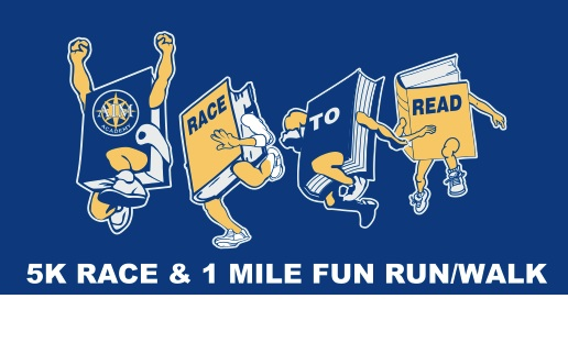 Race to Read Logo
