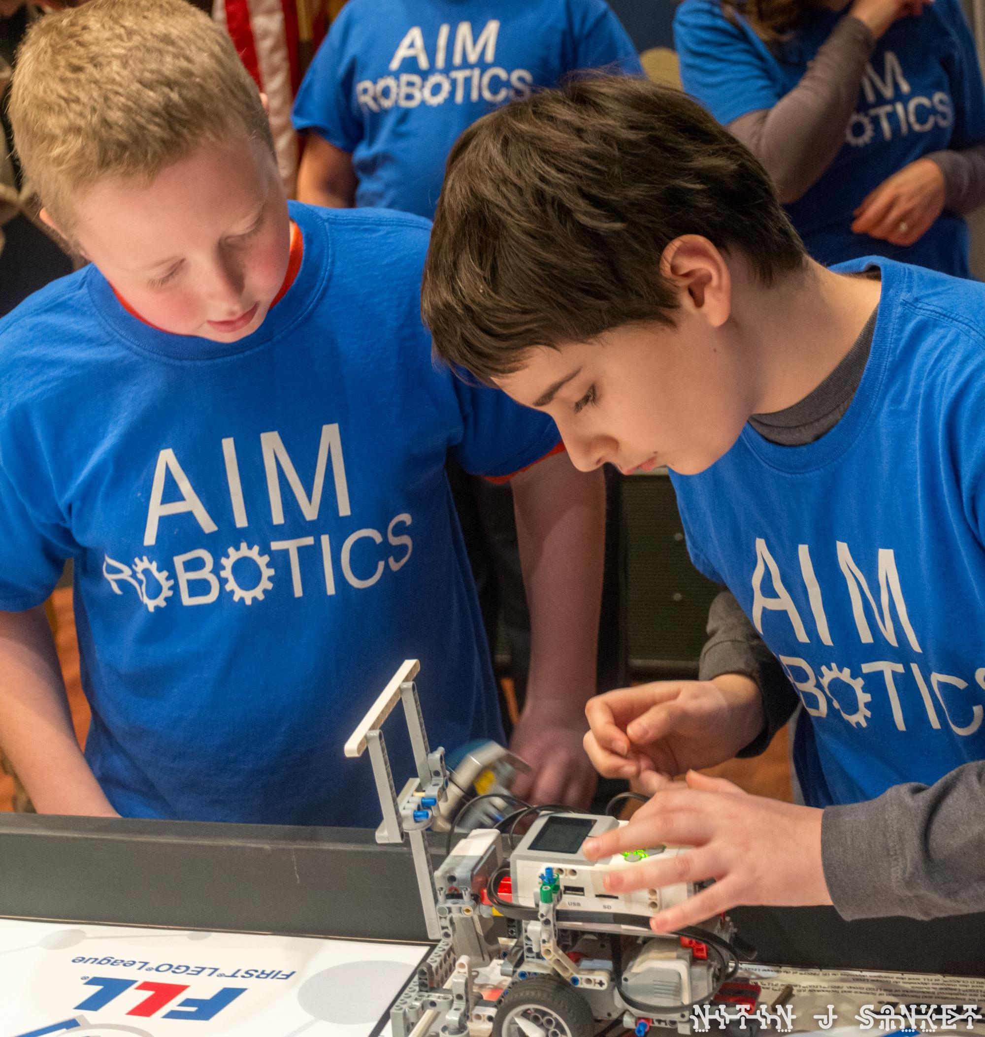 Robotics and Engineering - Academy in Manayunk